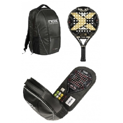 Lote Pala Lamperti ML.10 & Mochila Pro series