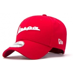 Gorra Vespa Wordmark 9Fifty Stretch Snap, Rojo