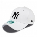 Gorra New Era Ny Yankees Essential 9Forty Blanca
